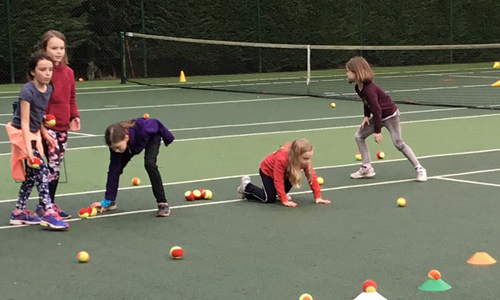 Mini Tennis Coaching Classes Berkshire