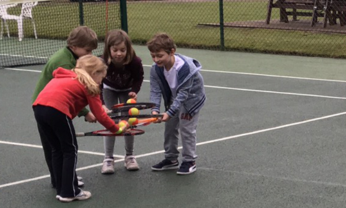 Junior Tennis Coaching Berkshire