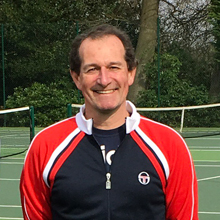 Steve Birch Professional Tennis Coach, Ascot, Berkshire